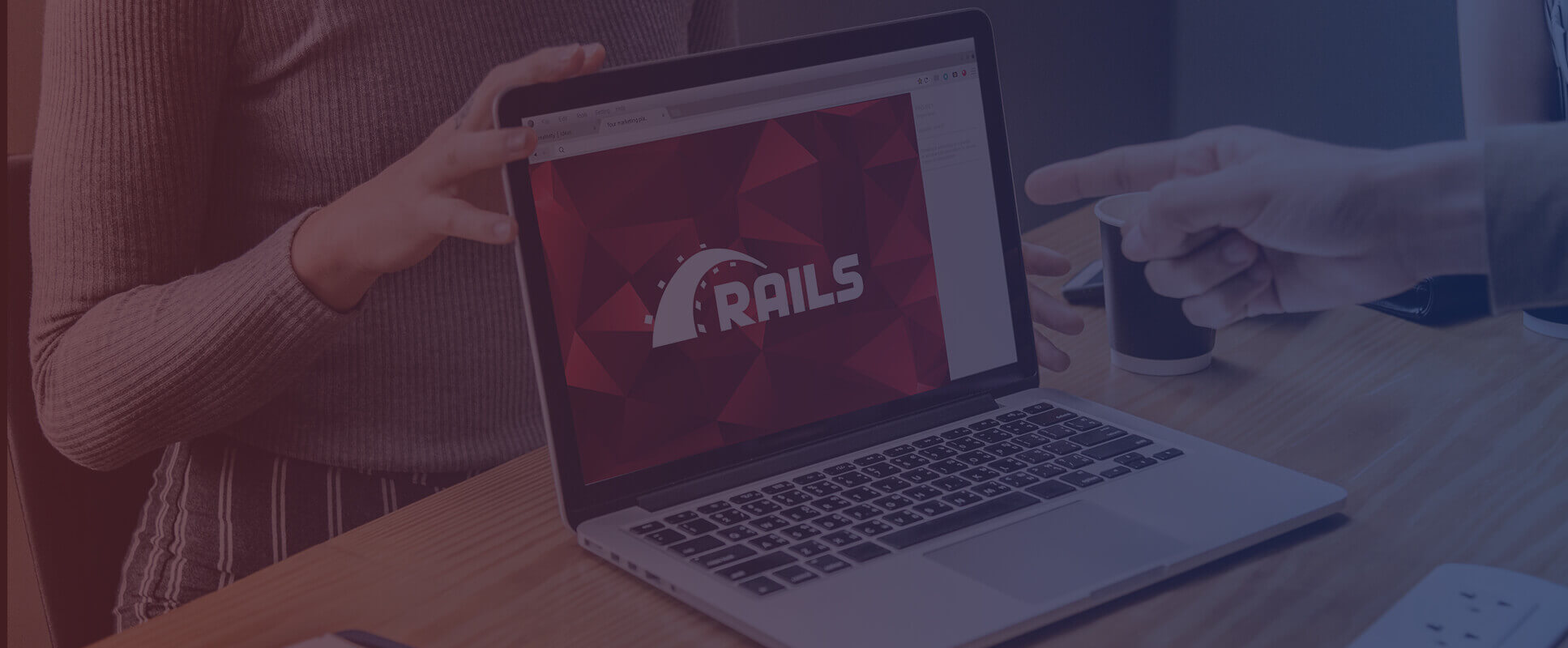 Your Ruby On Rails development and consulting partner